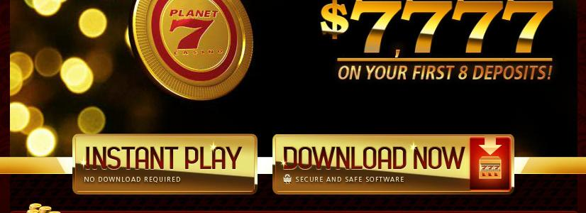 Instant play planet 7 casino poker rentals orange county